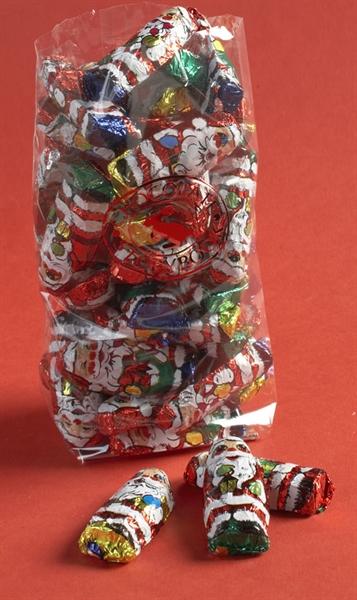 Foiled Santas
