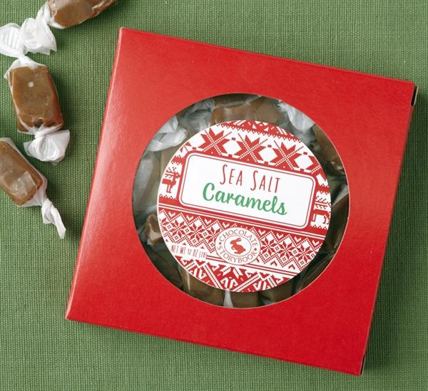 Holiday Sea Salt Caramel Gift Box