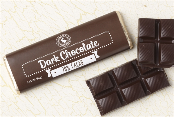 Candy Bar 72% Dark Chocolate
