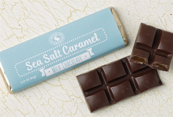 Candy Bar Sea Salt Caramel