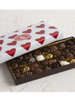 Chocolate Assortment Valentine Gift Box