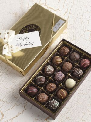 Birthday Truffles