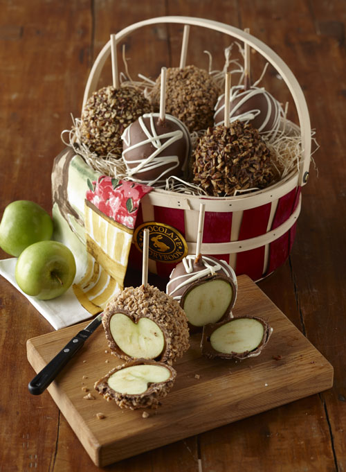 Gourmet Apple Basket