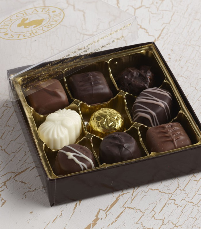 Assorted Chocolates (1/3 lb) 1