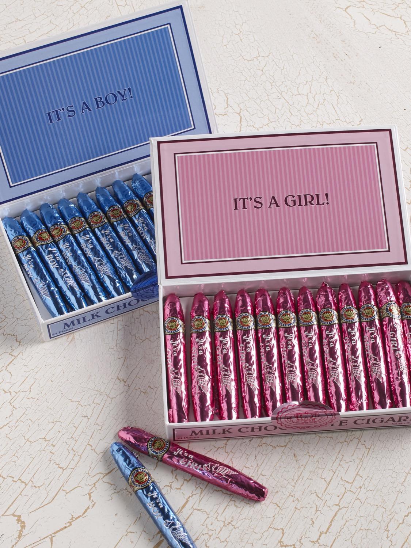 Baby Cigars | Custom, Handmade Chocolates & Gifts by Chocolate ...