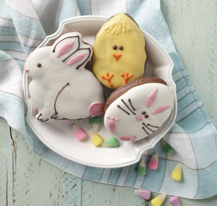 Caramel-Marshmallows