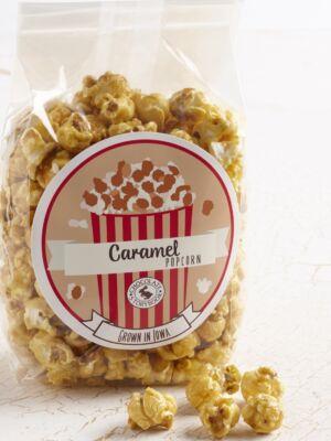 Caramel Popcorn Bag