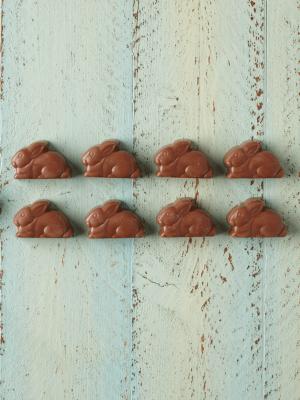 Milk Chocolate Caramel Bunnies