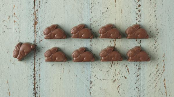 Caramel Bunnies