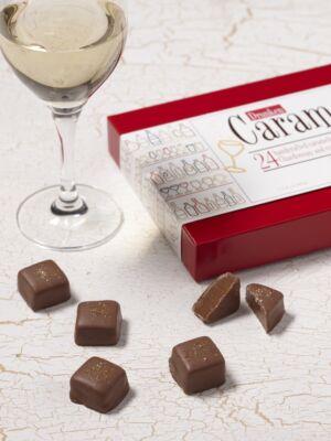 Drunken Chardonnay Caramels