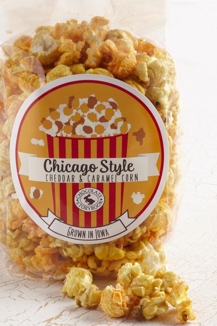 Chicago Style Popcorn 1