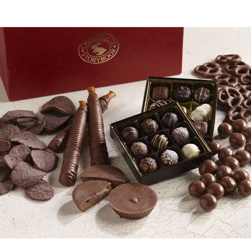 Chocolate Lover's Box