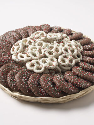 Cookie & Pretzel Platter