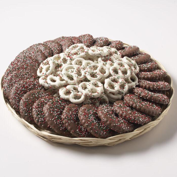 Cookie & Pretzel Platter