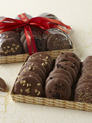 Chocolate Cookie Box
