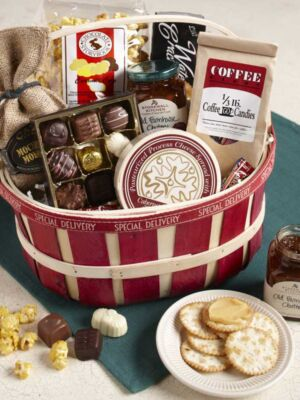 Country Weekender Basket