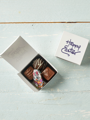 Easter Favor Chocolate Gift Box