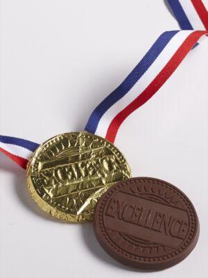 Excellence Chocolate Medallion