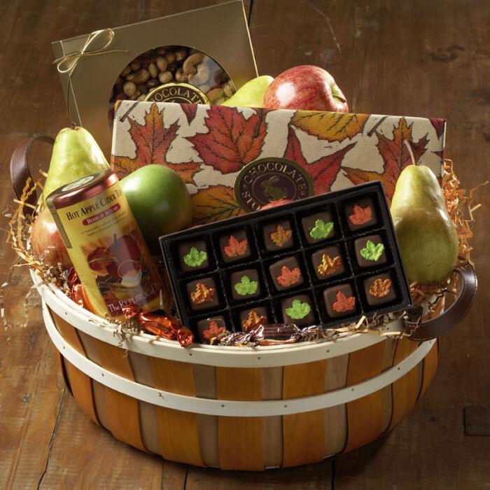 Harvest Basket, Deluxe
