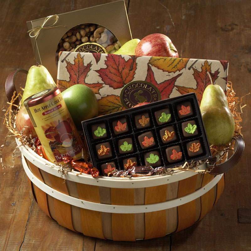 Harvest Basket, Deluxe