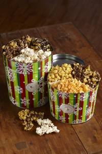 Family Mix Popcorn Tin