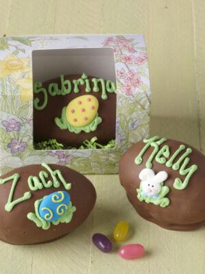 Solid Fudge Egg