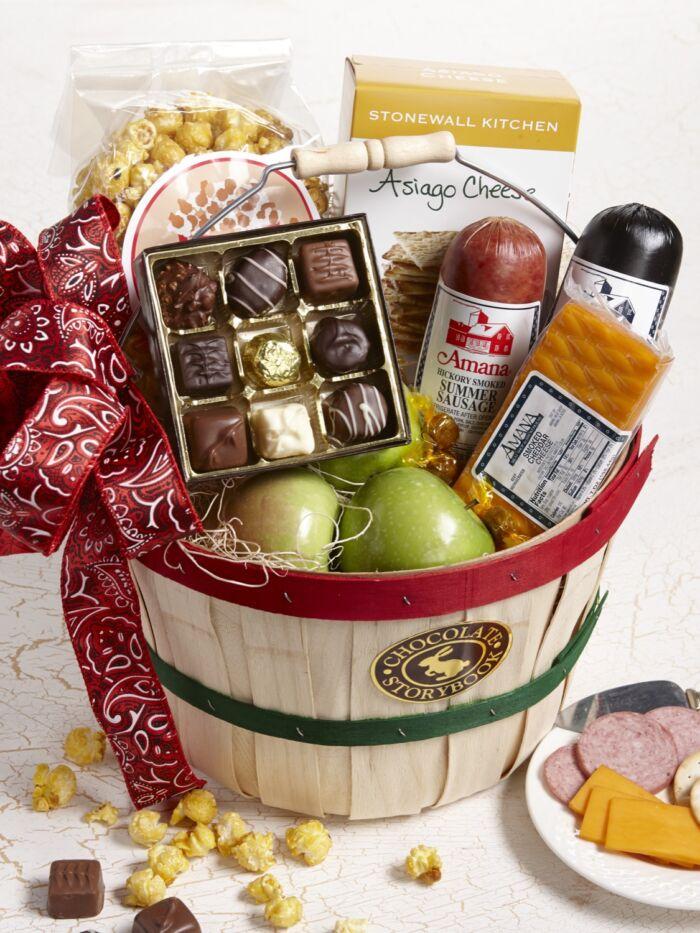 Hearty Celebrations Basket