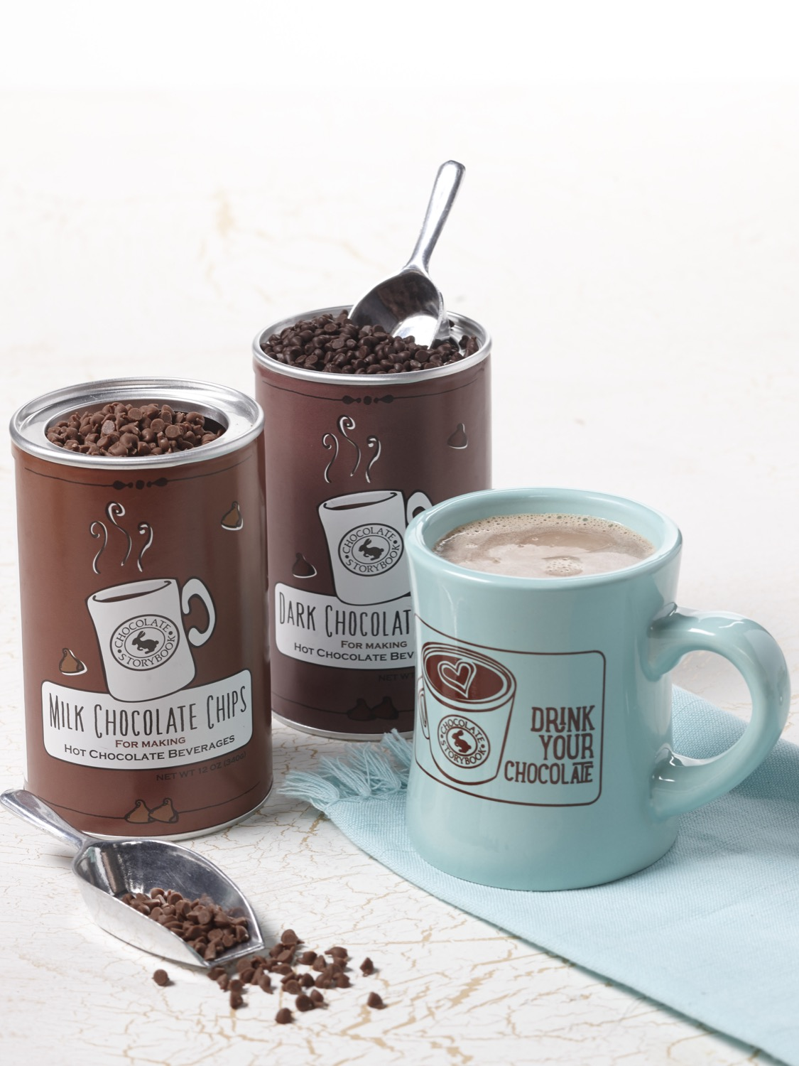 Storybook Hot Chocolate Gift Set