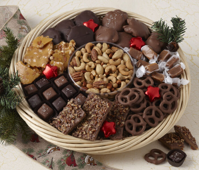 Our Favorite Tray Holiday Style