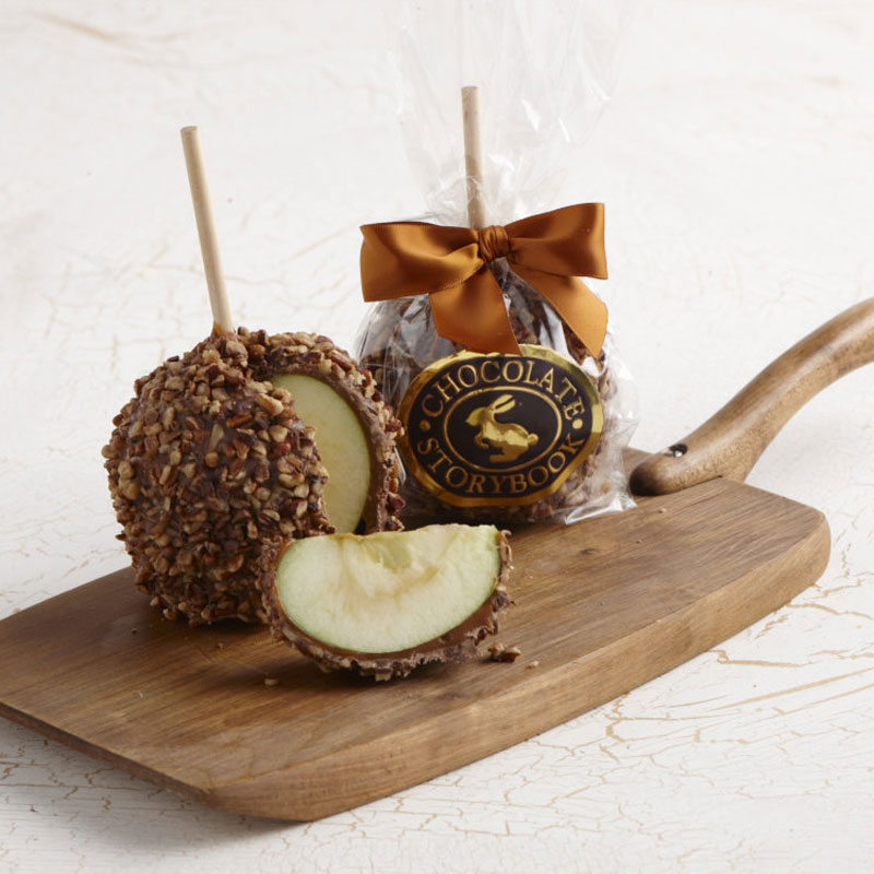 Chocolate Caramel Apple Pecan