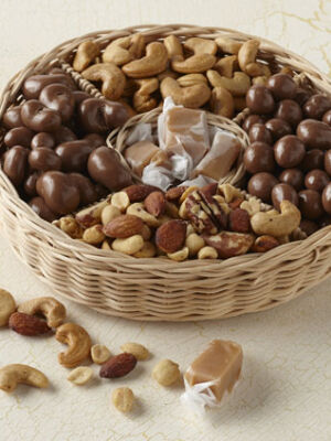 Nutty Rounder