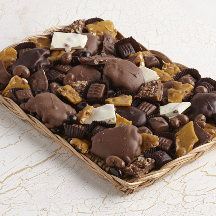 Turtle and Caramel Platter