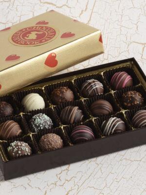 Valentine's Day Truffles Box