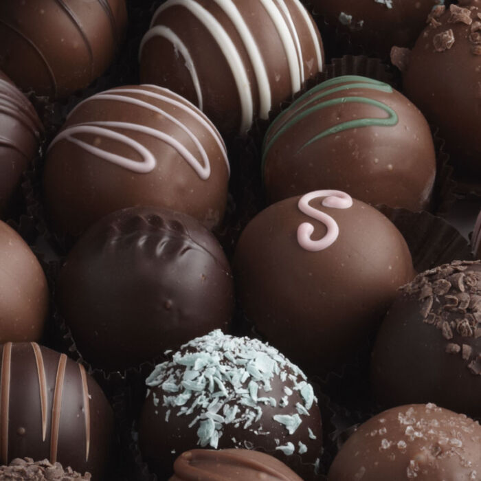 Chocolate Dessert Truffles