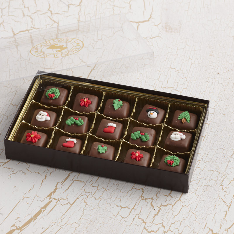 Holiday Caramels