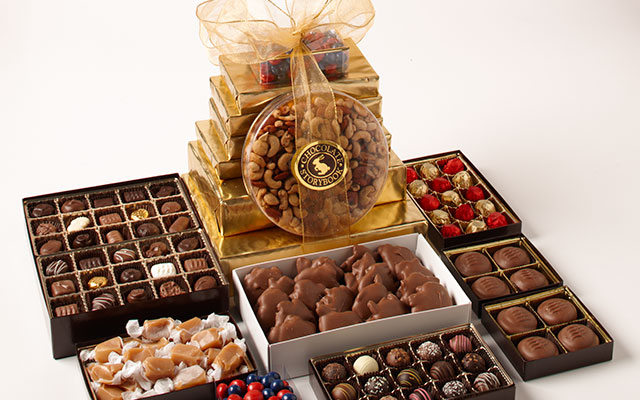 Image result for chocolate business gifts