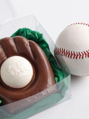 Baseball Mitt & Ball